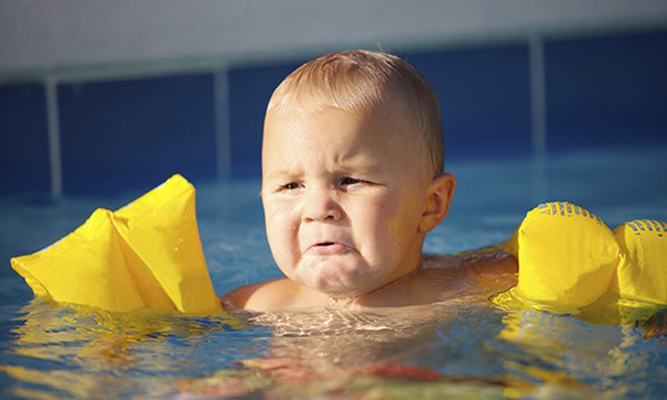Help For Parents Of Crying Swim Students Swimming Lessons