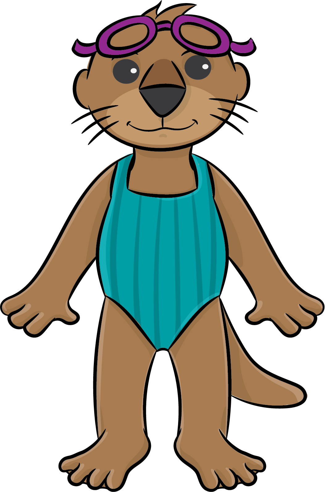 Otter Baby III - Little Otter Swim School