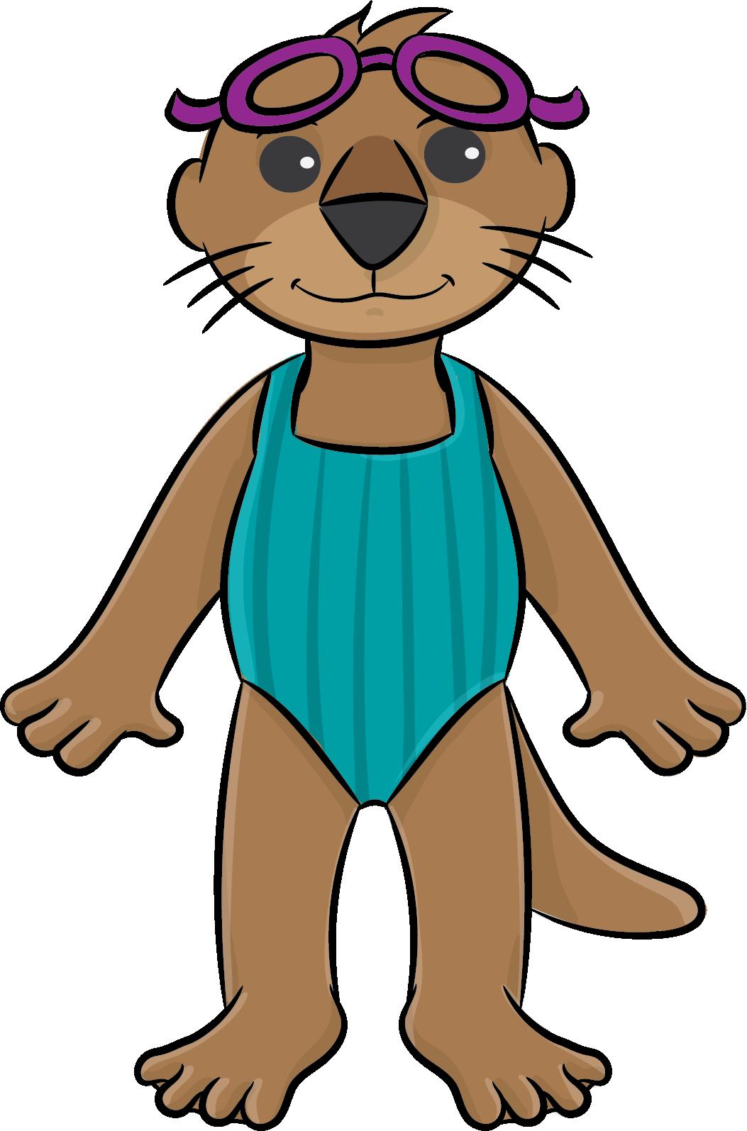 Otter Baby III - Little Otter Swim School
