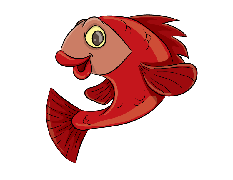 Rosie Red Fish - 3-5 Year Olds - Little Otter Swim School