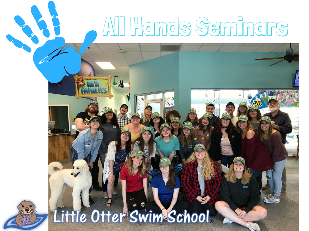 little otter swim school staff